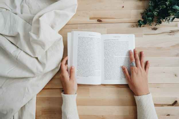 photo of person holding a book; beta reader, what is a beta reader