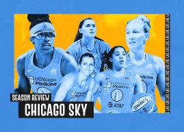 Season Review: Chicago Sky's Future Looks Bright