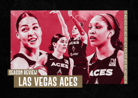 Season Review: The Las Vegas Aces