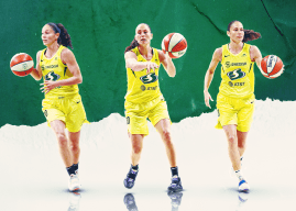 The Storm Had a Point Guard, So They Won the WNBA Finals
