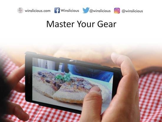 Master Your Gear oke