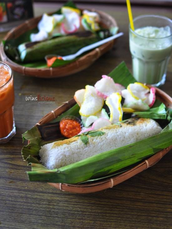 nasi bakar di Makassar