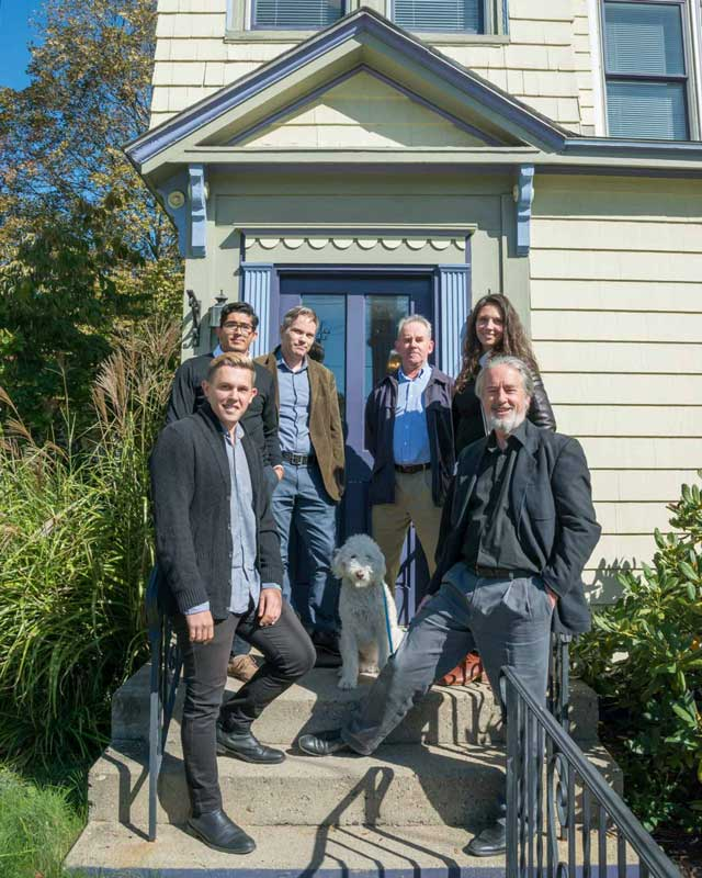 The Team of winslow architects arlington ma