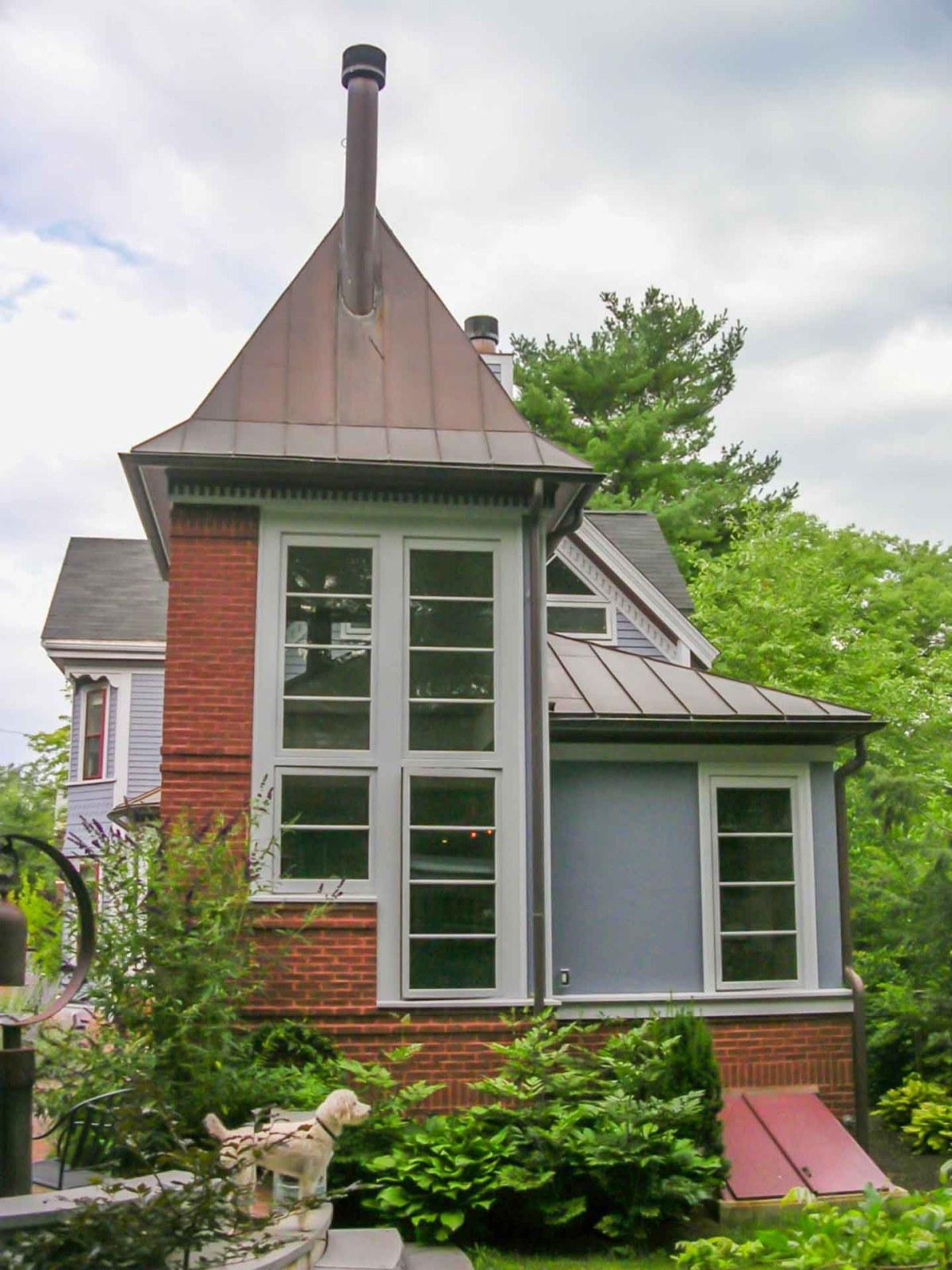 Winslow Architects Cambridge Single Family
