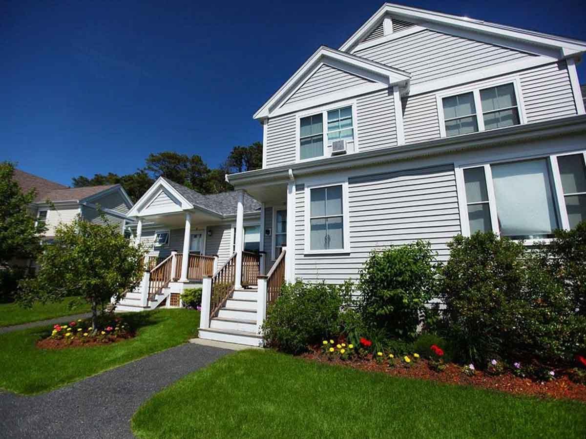 Winslow Architects Multi-Family Chatham MA