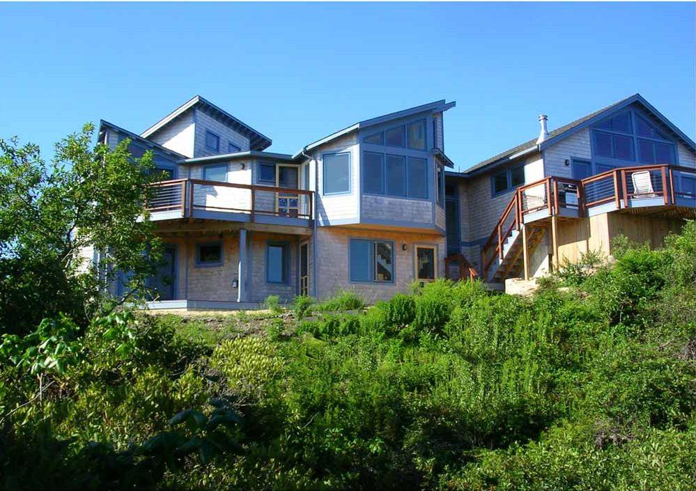 Winslow Architects Single Family MV House