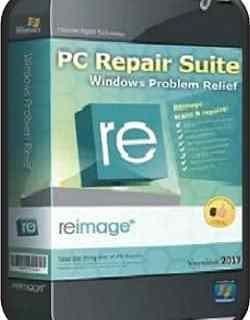 Reimage PC Repair 2018 Crack Key