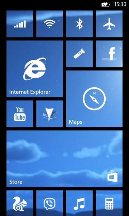 Microsoft will allow you to skin Start Screen tiles in