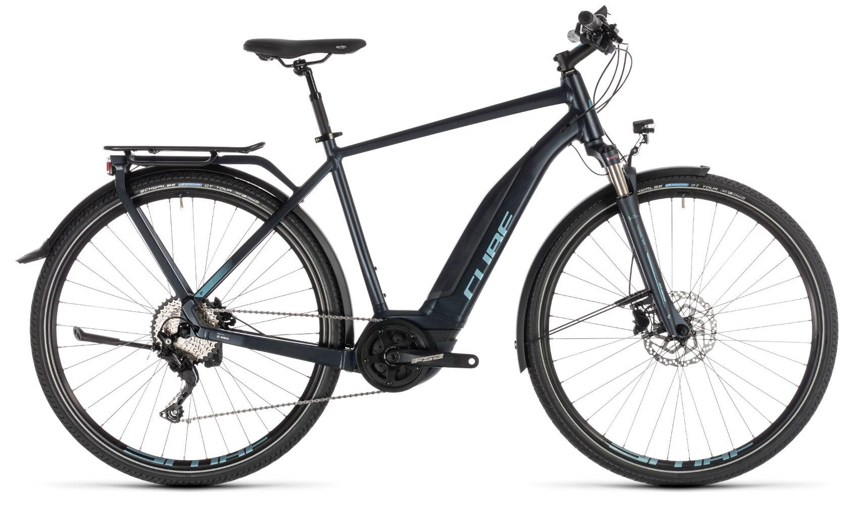 Cube Touring Hybrid Pro 500 Electric Bike
