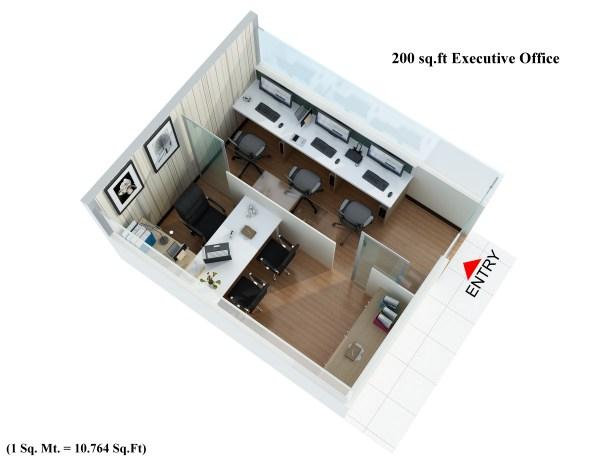 VHR – Winsten Park Executive Office at Best Price ...