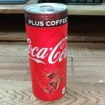 新発売コカコーラプラスコーヒー