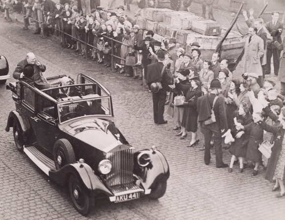 "Leeds 1942: ""We See the Ridge Ahead"""