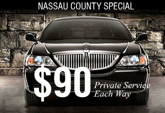 Nassau Car Service Special