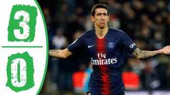 คลิปไฮไลท์เฟรนซ์ คัพ เปแอสเช 3-0 ดิฌง Paris Saint Germain 3-0 Dijon
