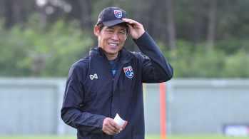 นิชิโนะ เปิดใจ หลังนำ ทีมชาติไทย ซ้อมครั้งแรก
