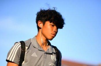 เบนจามิน เดวิส แข้งเชื้อชาติไทยประเดิมสนามช่วย ฟูแลม ลุยลีกคัพ