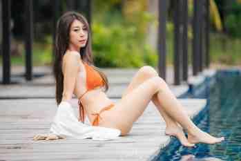มาแนวเซ็กซี่ เลยกับสาวคนนี้ YingKai Wanwisa Sriprathet จากเพจ Cup - E