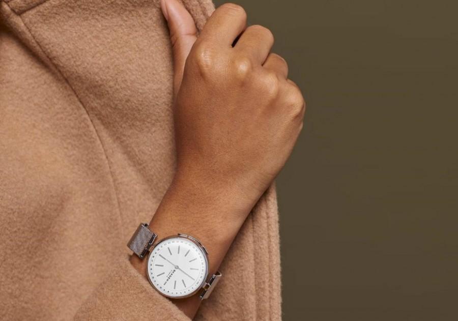 Skagen anuncia lançamento do mais pequeno smartwatch híbrido