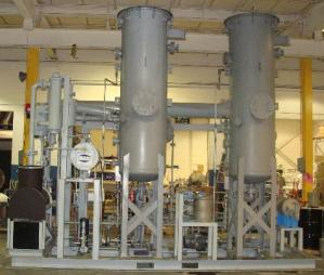 Flash Evaporation Systems   Wintek Design