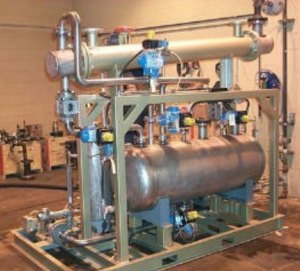Vacuum Solvent Recovery System