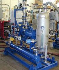Pharmaceutical Plant Process Vacuum System
