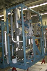 Process Vacuum System Pharmaceutical Plant | Small Scale Organics