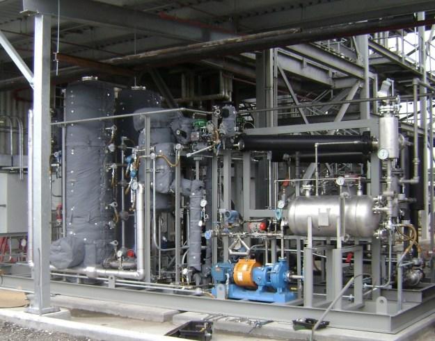 wintek ethanol dehydration MSDU system