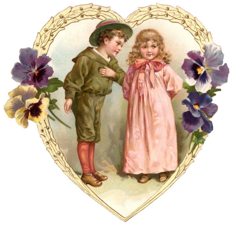 Free Valentine's Day Printables winterandsparrow.com