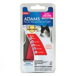 Review Of Adams™ Flea & Tick Spot On® Medication For Cats {With Smart Shield™ Applicator}