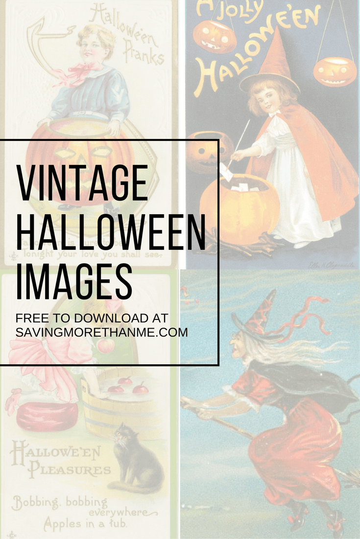 Vintage Halloween Images Plus Halloween Quotes and Sayings