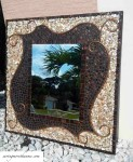 You Don't Want To Miss This Mosaic Mirror DIY