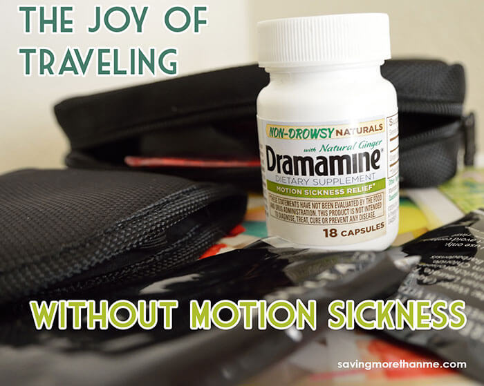The Joy Of Traveling Without Motion Sickness #Dramamine #CG #ad winterandsparrow.com