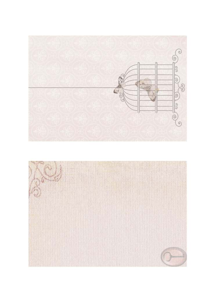 """6 Free Vintage Inspired Journal Cards 4 x 6"""" size--winterandsparrow.com #journalcards #freejournalcards"""