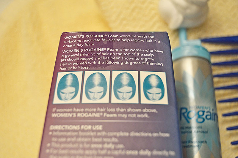 What Is Hereditary Hair Loss and How Do You Treat It? {Plus, A Giveaway!} #rogainetruevolume #gotitfree