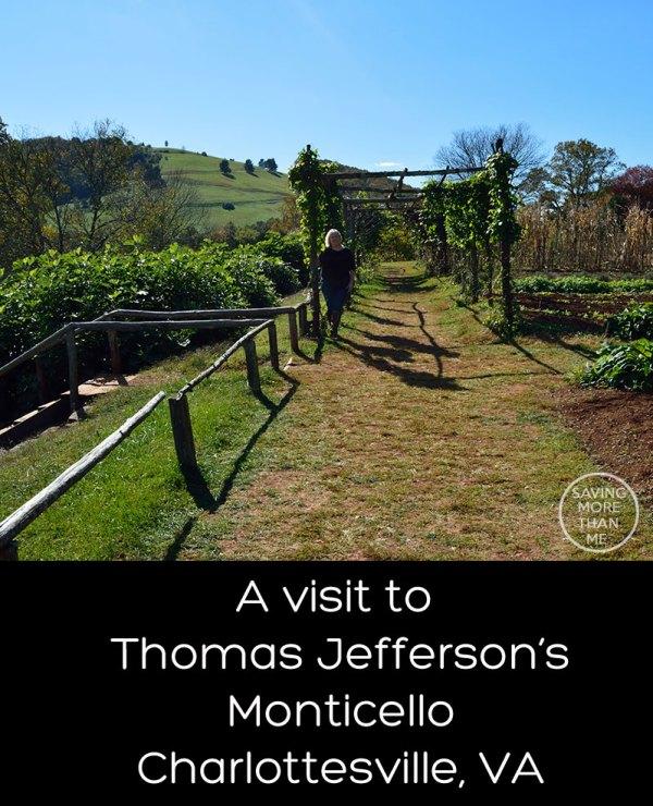 The Heritage Harvest Festival At Thomas Jefferson's Monticello @TJMonticello