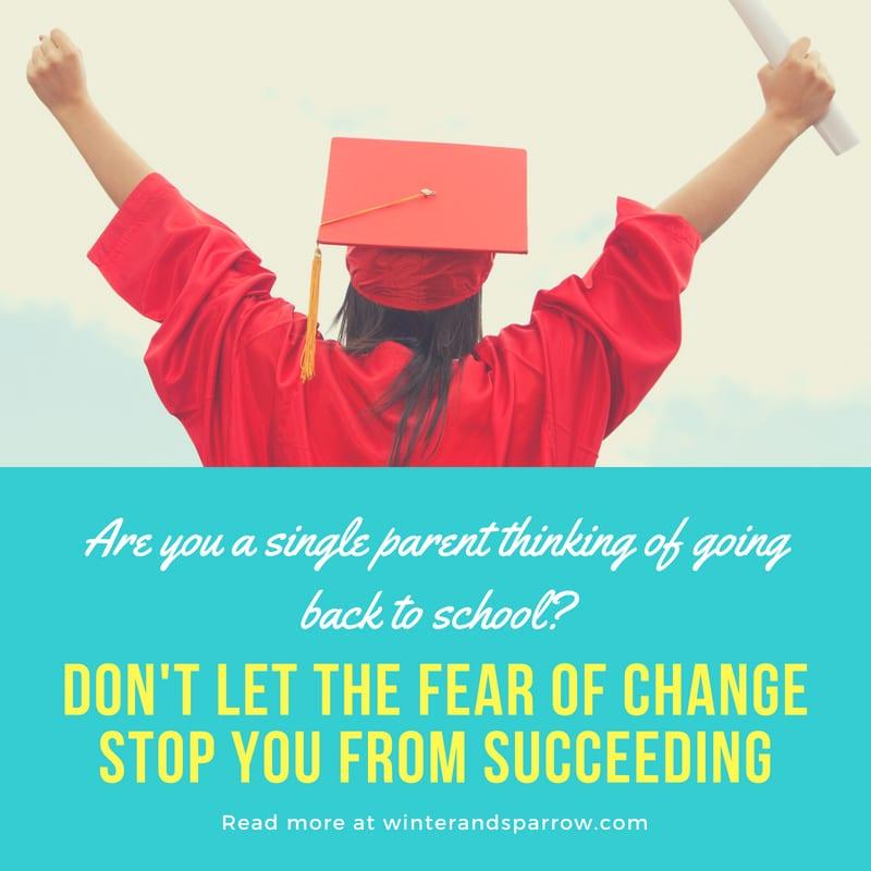 10 Tips For Going To College As A Single Mom   winterandsparrow.com #collegeasasinglemom
