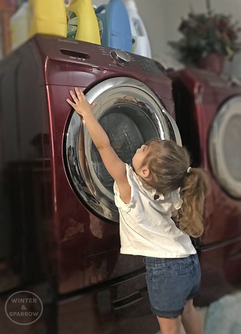 Parents + Grandparents: Don't Make The Same Mistake I Did With Liquid Laundry Packets #PacketsUp #ad