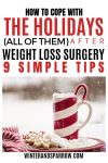 [VIDEO] How To Cope with the Holidays After Weight Loss Surgery [9 Simple Tips]
