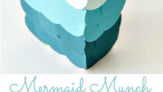 Mermaid Munch Snack Mix