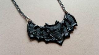 Make An Easy Bat Pendant