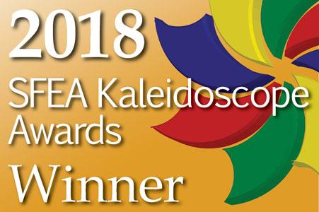 photo for the SFEA kaleidoscope awards winners