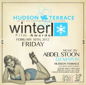 WFA After-Party Feb 10 2012 @Hudson Terrace