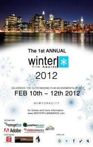 2012 Winter Film Awards Independent Film Festival Program