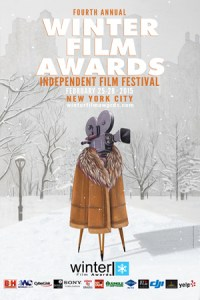 Winter Film Awards announces winner of Official Festival Poster Design Competition #WFA2015
