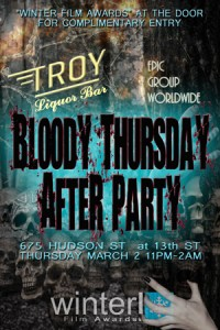 WFA 2017 Bloody Thursday After Party