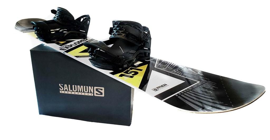 Początek – sprzęt – pojęcia snowboardowe, terminy i informacje