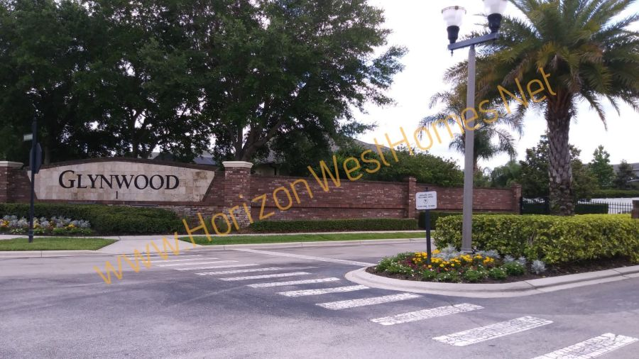 Glynwood Homes for sale. Winter Garden Florida real estate. Gated Community