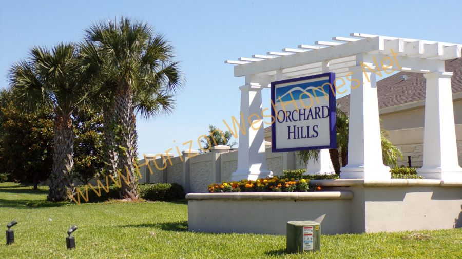 Orchard Hills Winter Garden Florida Entrance Off Tiny Road Rich Noto Real Estate