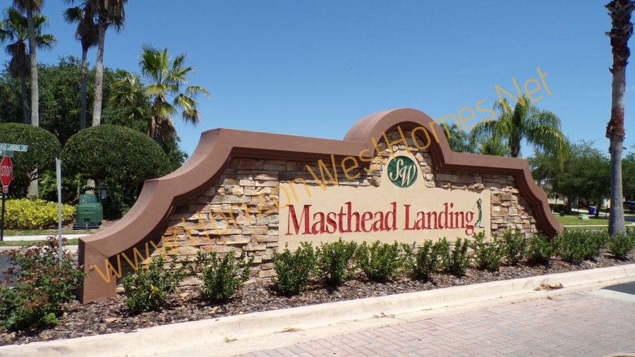 Stoneybrook West Golf homes for sale Community. Masthead Landing Winter Garden Florida