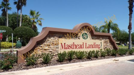 Stoneybrook West Golf homes for sale Community. Masthead Landing Winter Garden Florida